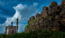 Do Minar, Golkonda
